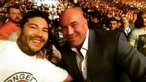 UFC dana