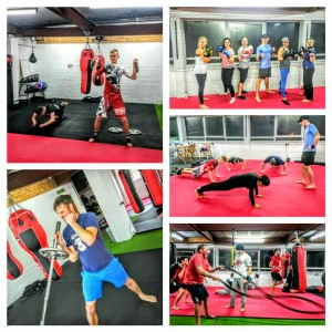 HIIT FITNESS CLASSES