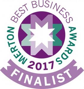 Merton Awards Finalist logo 2017